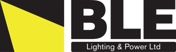 The BLE Lighting and Power Limited company logo