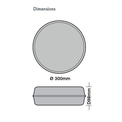 B2D dimensions diagram
