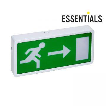 LED Emergency Exit Box