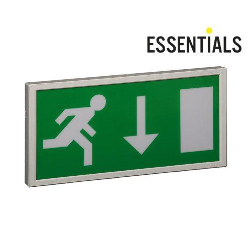 LED Slimline Exit Box