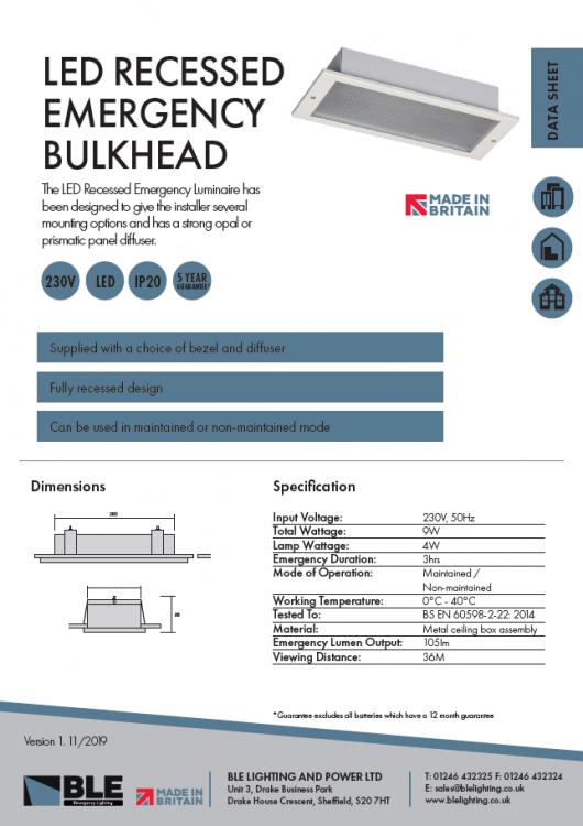 BL3FR Data Sheet