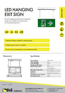 BE3D Data Sheet