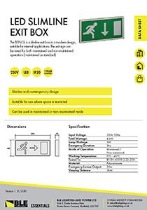BEN-SL Data Sheet