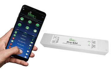 smart wireless emergency lighting