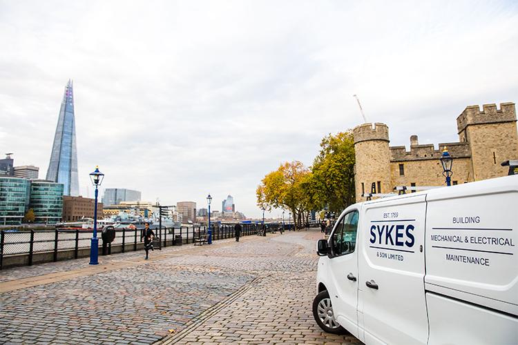 Sykes London Contractors