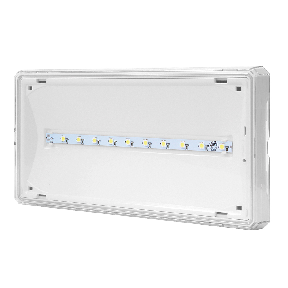 Awex Horizon LED Emergency Bulkhead