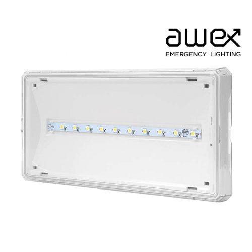 Awex Horizon LED Emergency Slave Bulkhead
