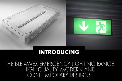 Awex Featured Image emergency lighting