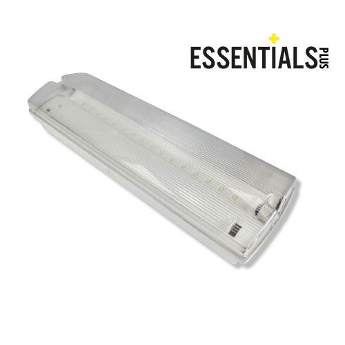 LED Emergency Bulkhead Light