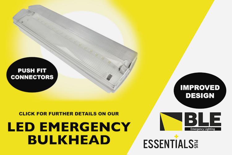LED Bulkhead Emergency