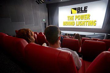 Cinemas reopen - emergency lighting